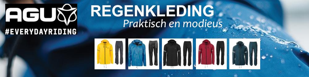 AGU Regenkleding nu ook bij fietstassen-direct.nl